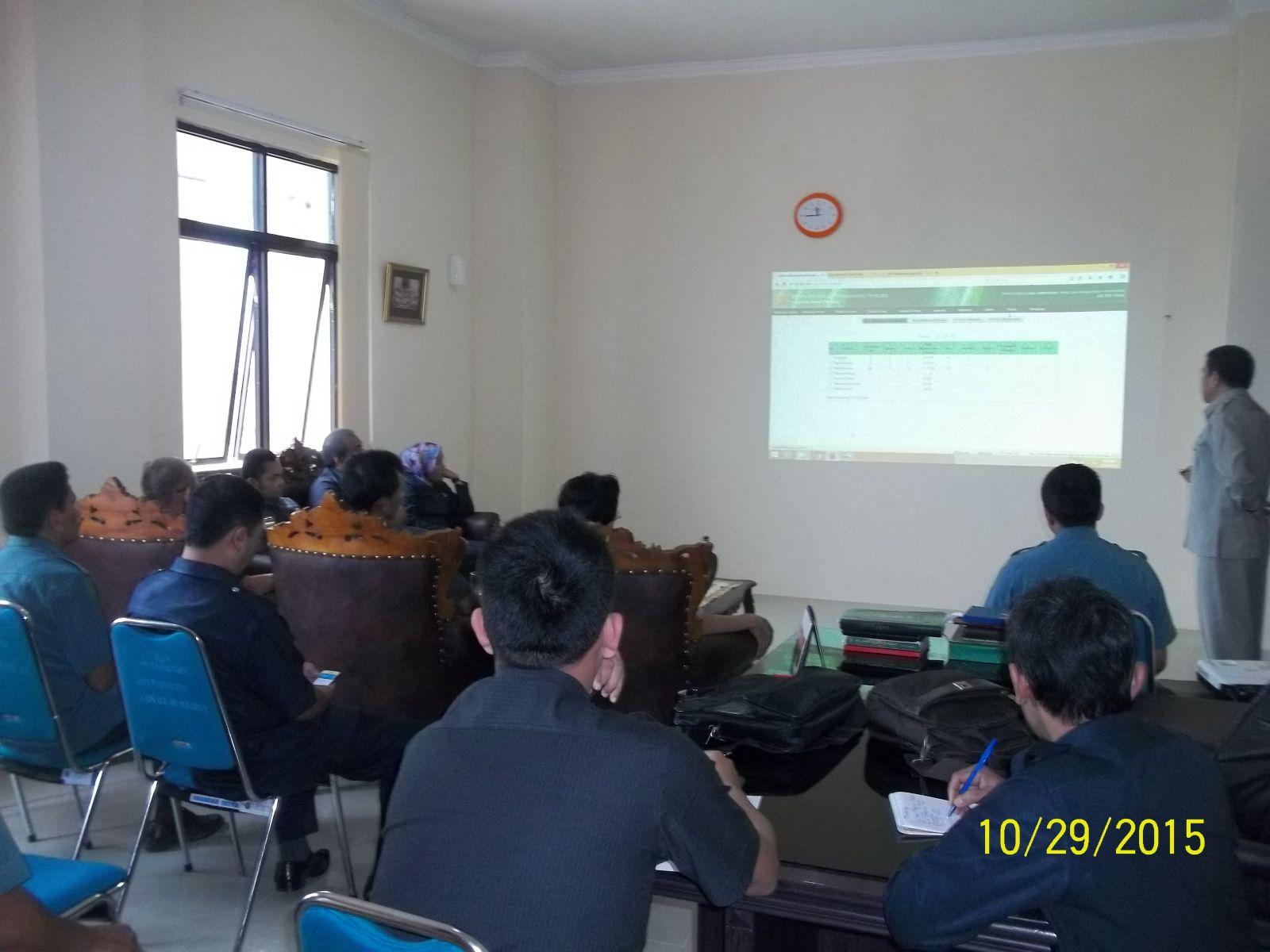 Pengawasan Berbasis Aplikasi SIPP Di Pengadilan Negeri Tarutung